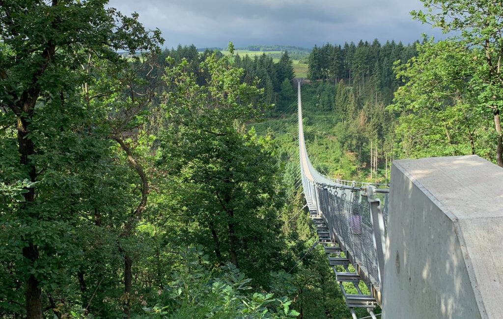 Ponte Suspensa Geierlay