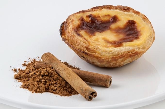 Pastel de Nata - a melhor doçura portuguesa Foto: Pastelaria Batalha/Lisboa, Agarre o Mundo