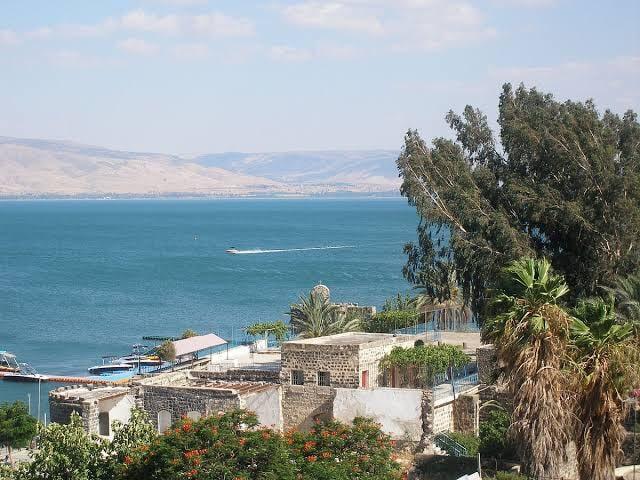Cidade de Tiberíades - Israel
