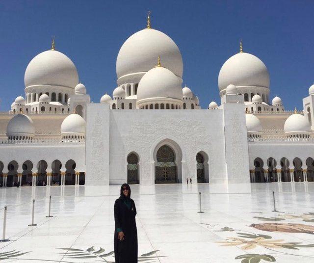 Abaya, Abu Dhabi