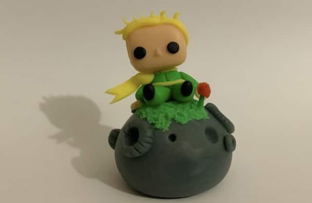 Pequeno Príncipe, de biscuit da @sofi.biscuit
